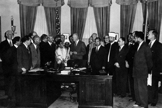 Eisenhower, frères musulmans et Saïd Ramadan