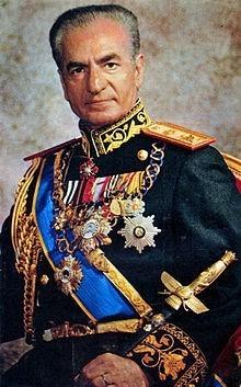 Mohammed Rez Shah Pahlavi