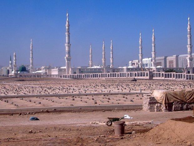Al Baqui et Médine