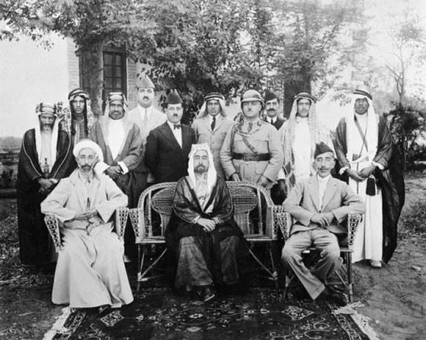 Hussein au Koweït