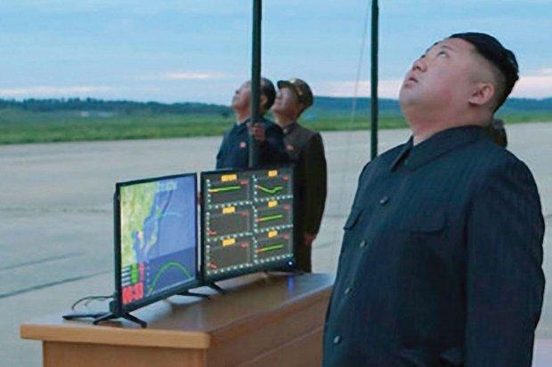 Corée du nord et bombe nucléaire