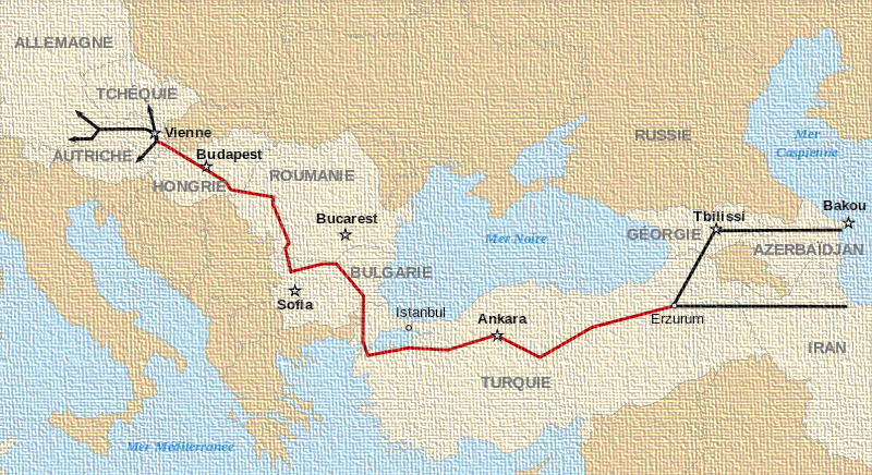Turk Stream et géopolitique