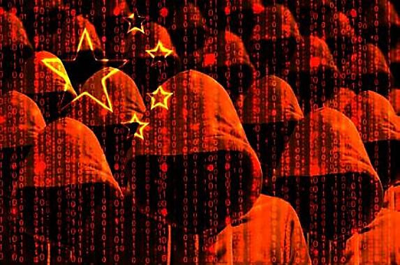 Espionnage chinois