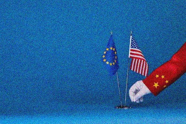 Espionnage chinois en Europe et aux Etats-Unis