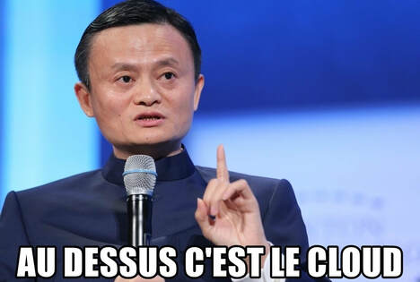 Jack Ma et Alibaba