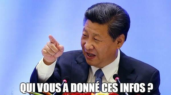 Xi Jinping et Parti Communiste