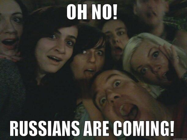 Russie et guerre