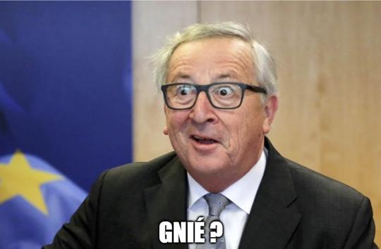 Juncker et euro