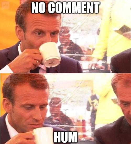 Macron et ingérence étrangère de la France au yémen