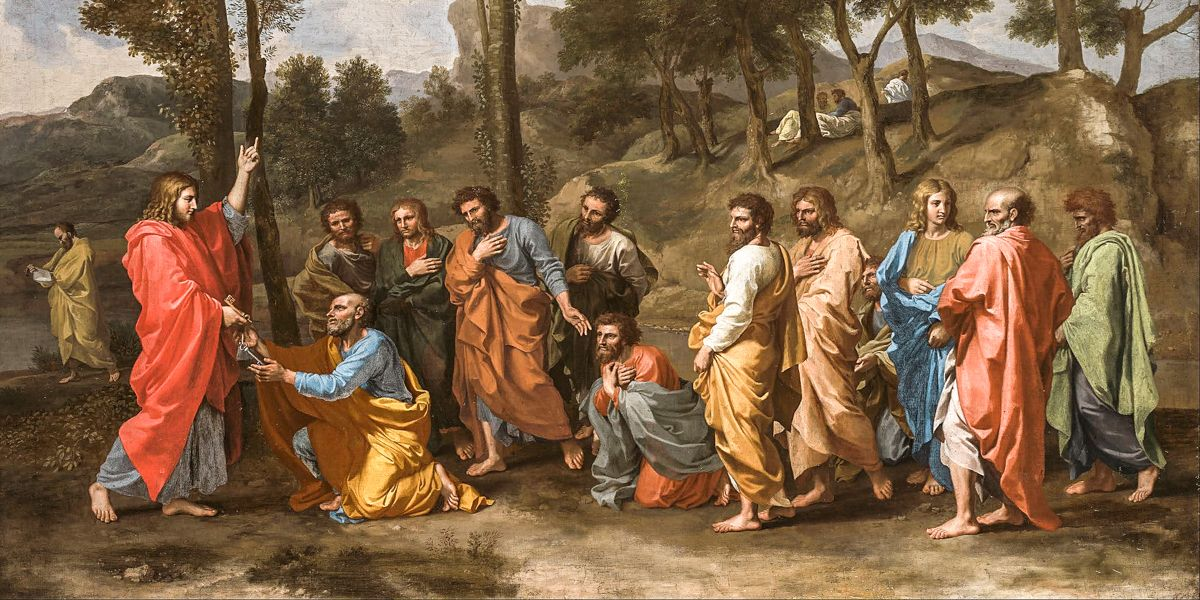 Jésus et ses apôtres