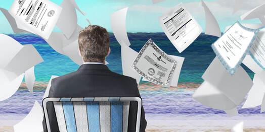 Paradis et fraude fiscale