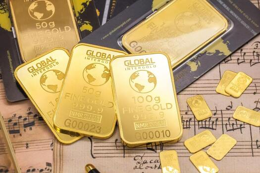 Banques pourries et investir dans l'or