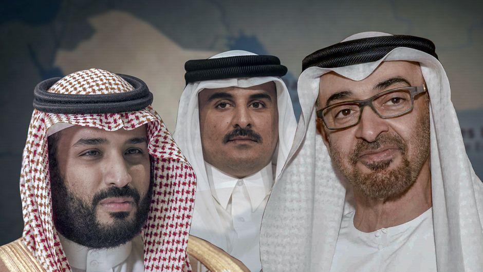 Pays du Golfe et géopolitique profonde