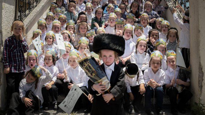 Démographie des juifs orthodoxes