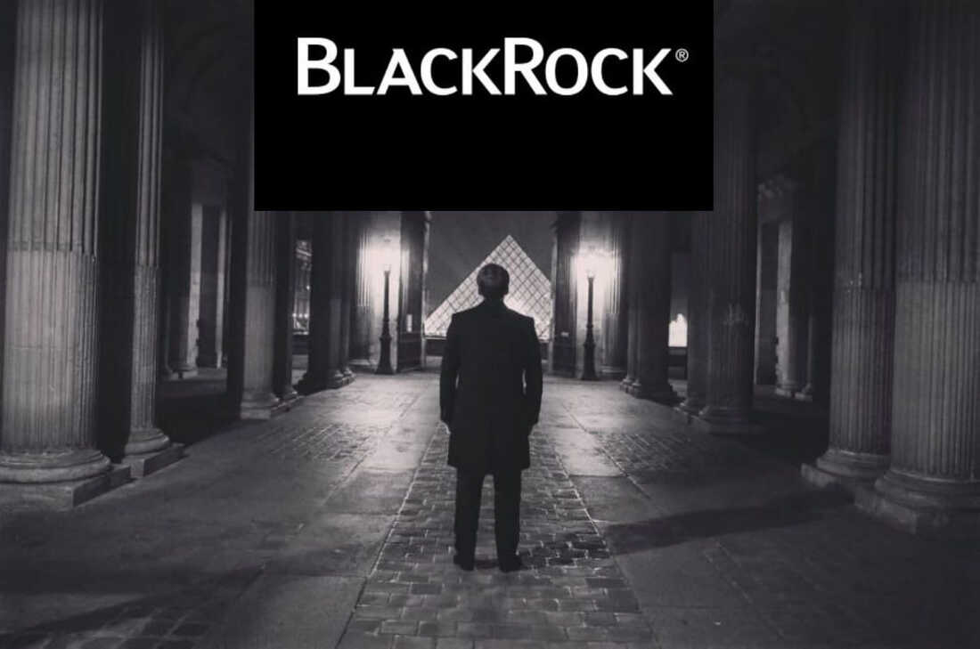 Macron et BlackRock