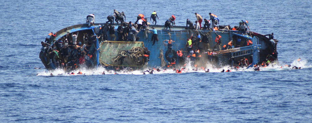Migrants libyens