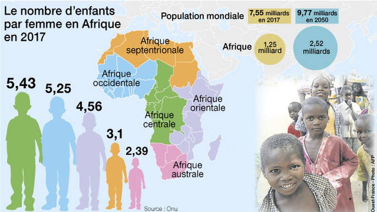 Démographie africaine