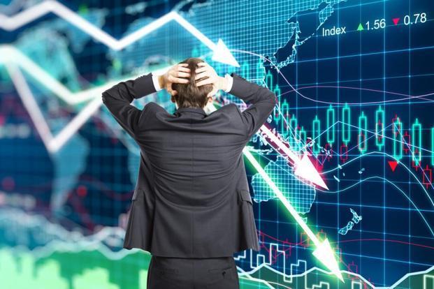 Coronavirus et krach boursier financier