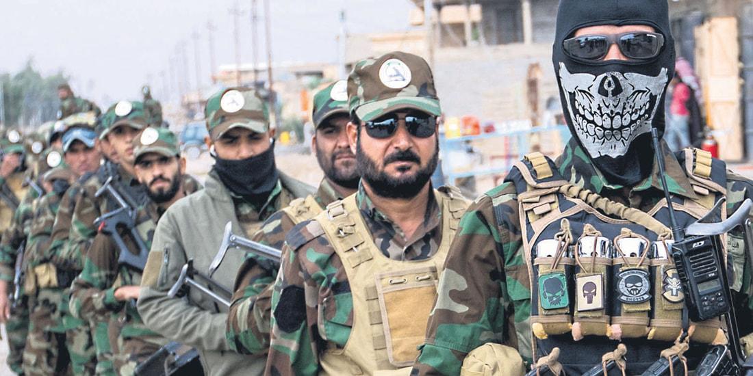 Irak, Trump et Iran