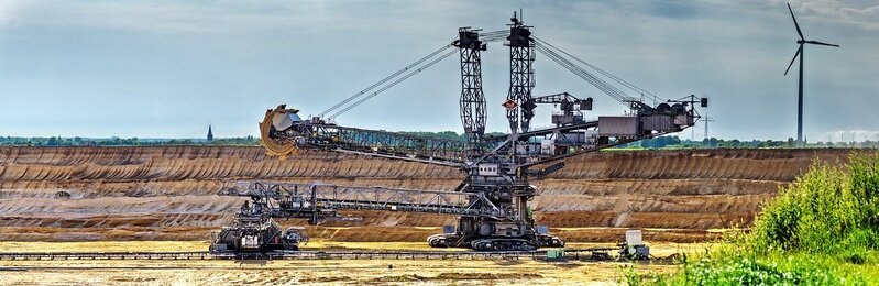 Production des minières d'or et d'argent