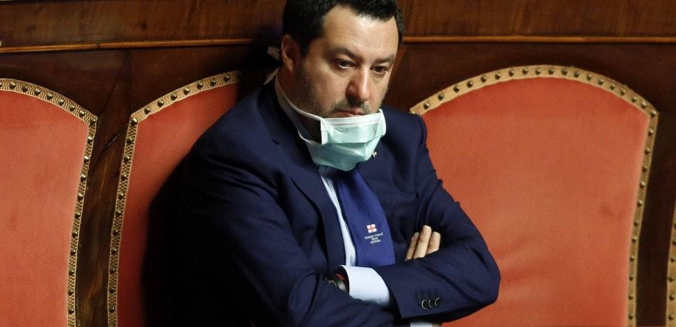 Salvini et covid-19