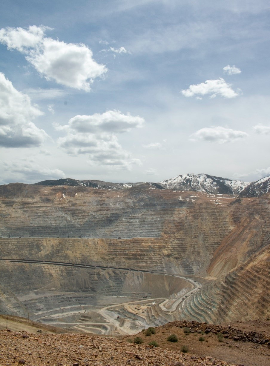 Investir dans une mine d'or