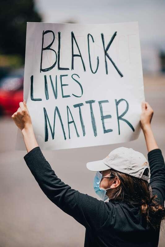 Justice pour Adama et Black Lives Matter