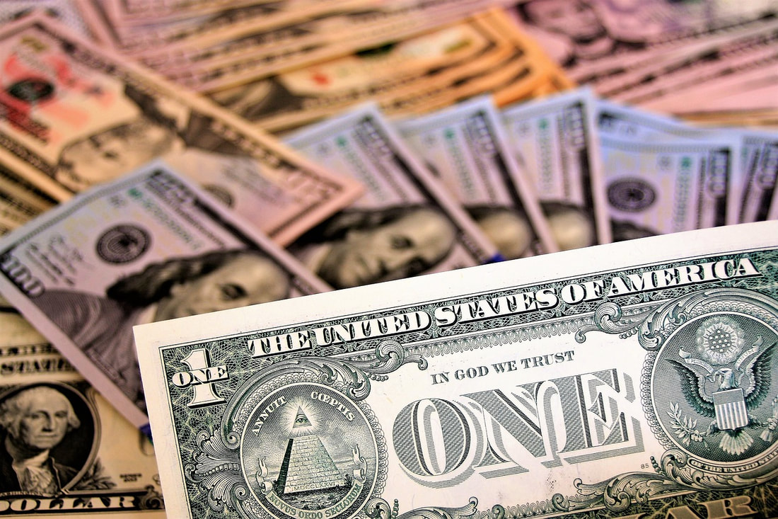 Dollar américain et Fed