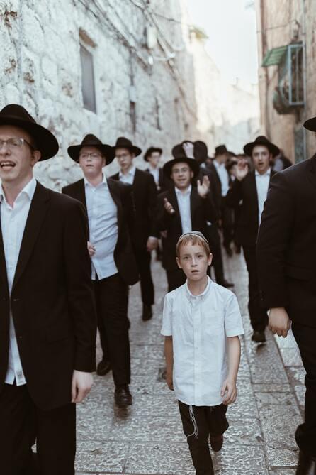 Juifs othodoxes