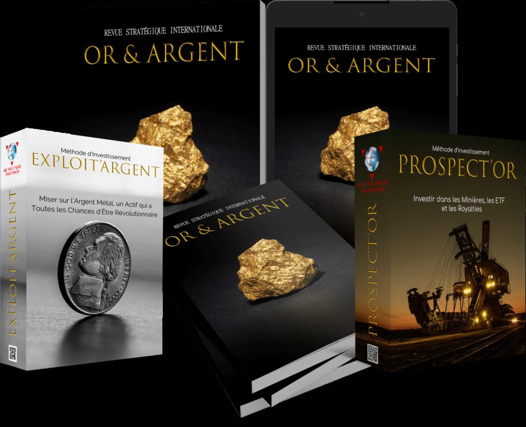 Prospect'or : investir dans les sociétés minières
