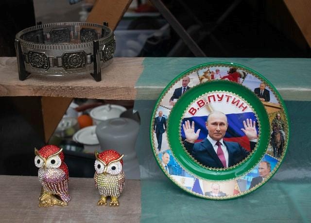 Dédollarisation en Russie avec de l'or