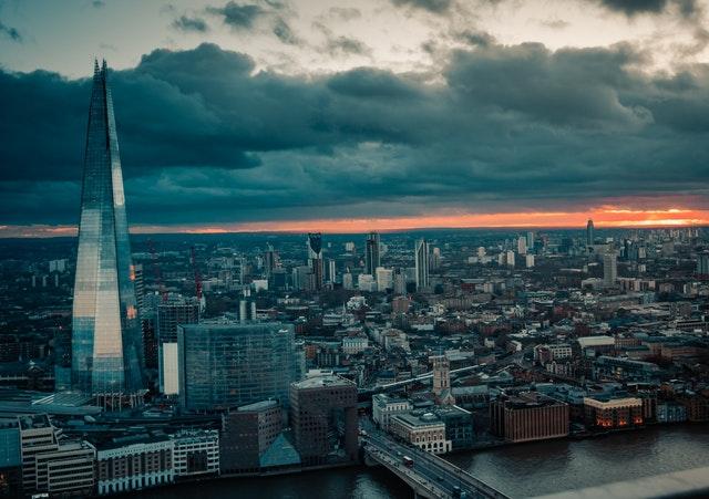 City de Londres et finance
