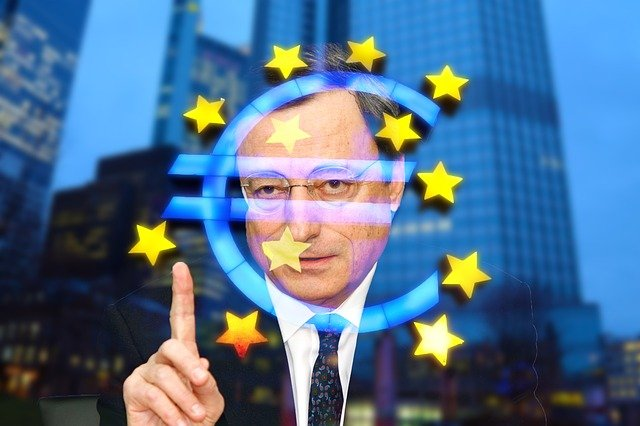 Mario Draghi et BCE
