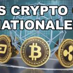 Les cryptomonnaies adossées à l'or