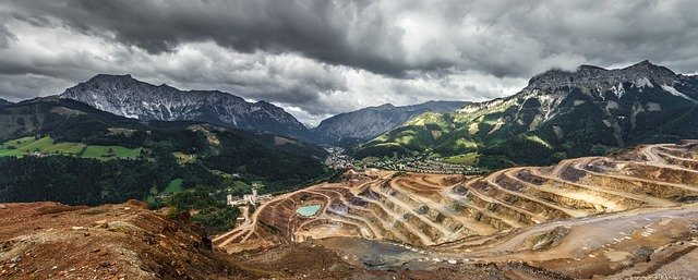 Peak gold et pic de production