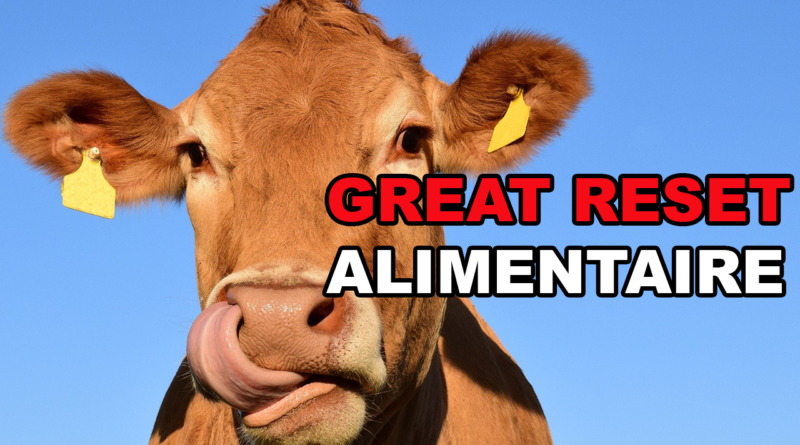 Great reset alimentaire