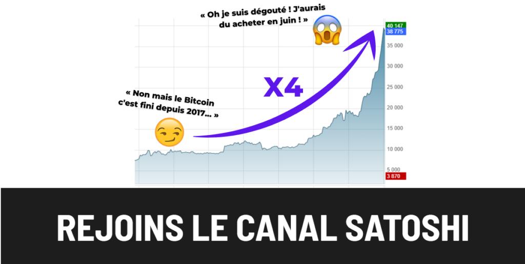 Canal Satochi trading