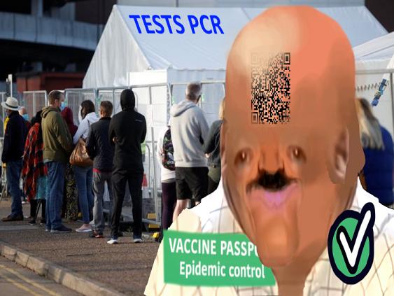 Apartheid vaccinal et pass sanitaire